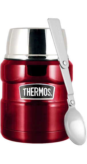 Thermos King Foodjar 500 ml Cranberryred